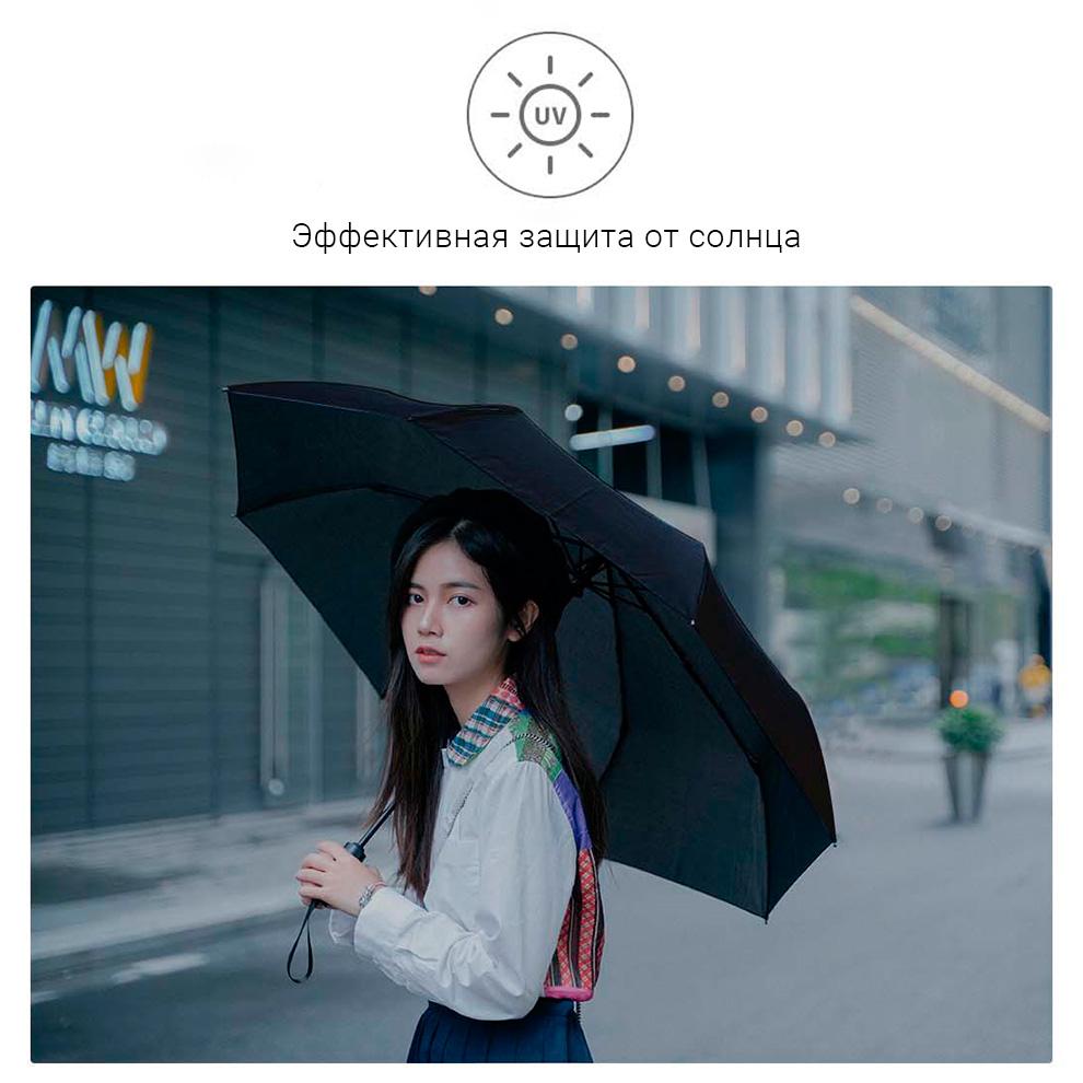 Зонт Xiaomi Empty Valley Automatic Umbrella (WD1)